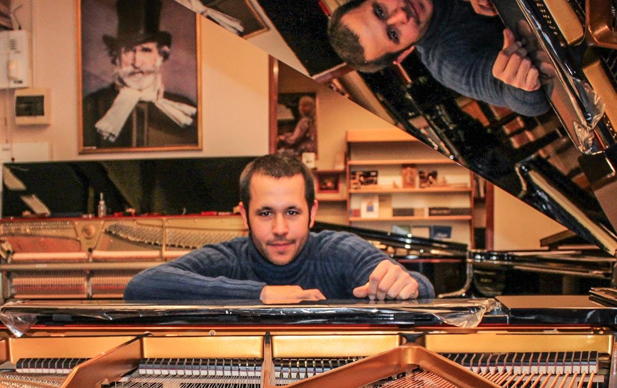 Lezioni di Pianoforte Palermo - Valerio Novelli